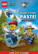 las11 lego city activity sticker book