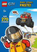 las12 lego city activity sticker book