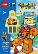 lmj5 lego city activity book surprise swimmers
