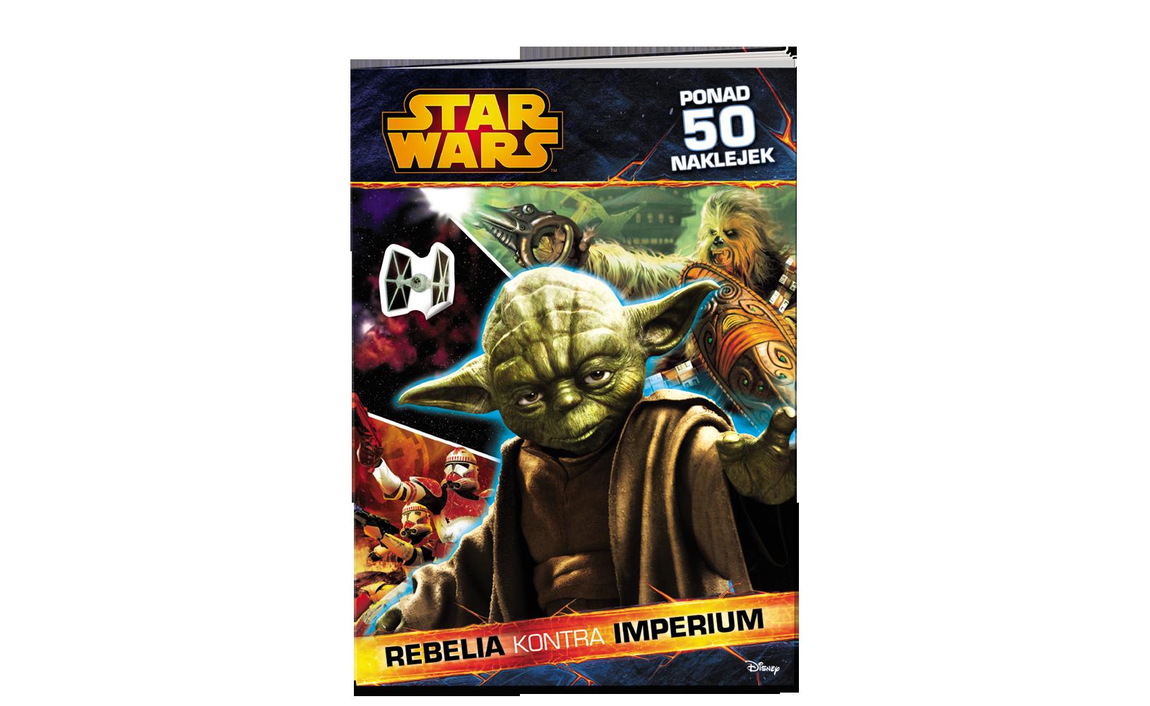 Star Wars. Rebelia kontra Imperium. Wyd. Ameet