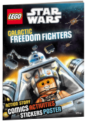 LEGO® STAR WARS™. Galactic Freedom Fighters