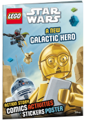 LEGO® STAR WARS™. A New Galactic Hero