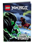 LEGO® NINJAGO™. Ghost Stories