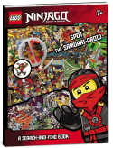 LEGO® NINJAGO™. Spot The Samurai Droid