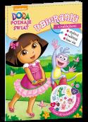 Dora Poznaje świat. Ubieranki z naklejkami