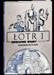 Łotr 1. Gwiezdne wojny – historie. Kolorowanki artystyczne