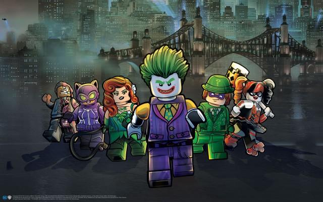 Tapeta LEGO Batman