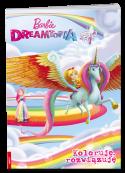 Barbie™ Dreamtopia. Koloruję, rozwiązuję