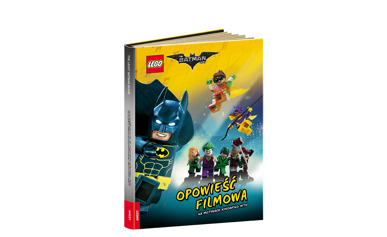 The LEGO® Batman Movie. Opowieść filmowa