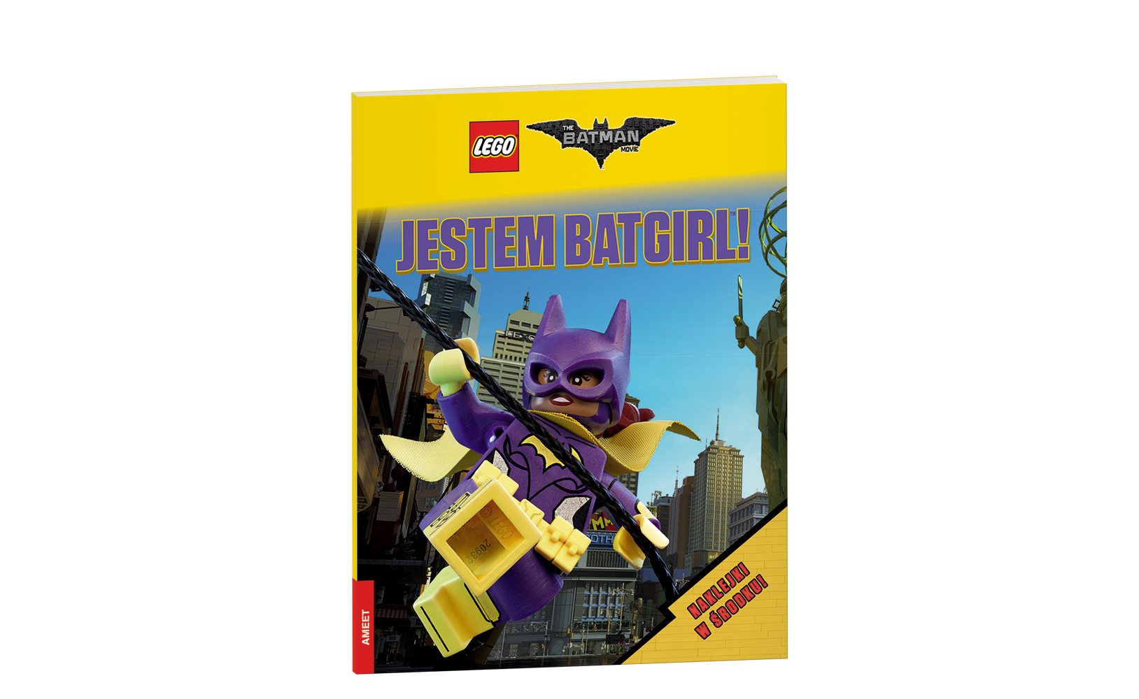 The LEGO® Batman Movie. Jestem Batgirl™!