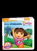 Ciekawski Przedszkolak Dora poznaje świat. Dbamy o środowisko 3+