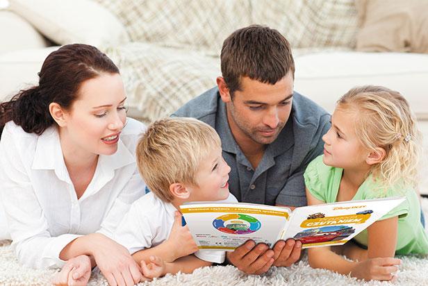 Disney Uczy książki dla dzieci