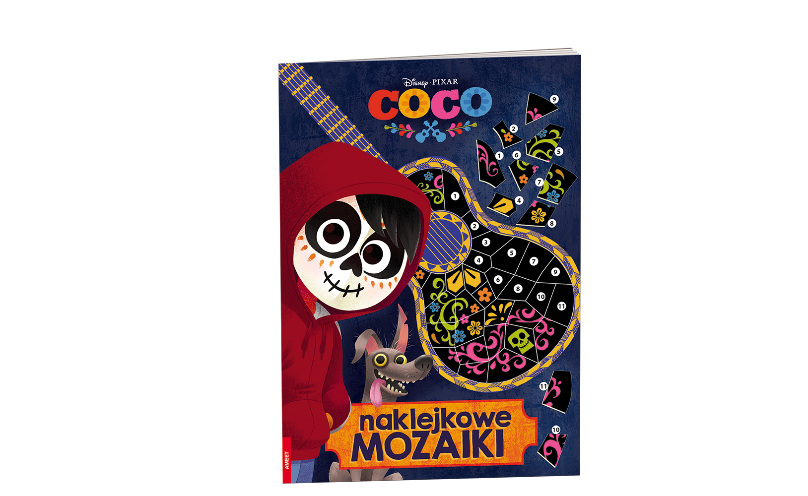 Coco. Naklejkowe mozaiki