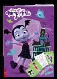 Vampirina. Kolorowanka i Naklejki