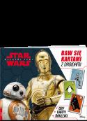 Star Wars™ Ostatni Jedi. Baw się kartami z droidami