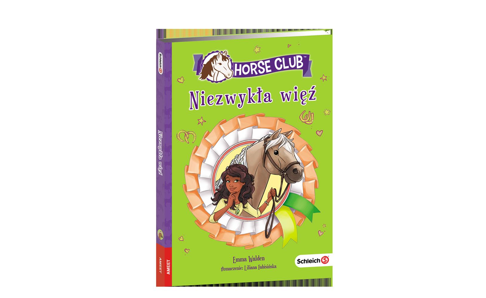 Horse Club. Niezwykła więź