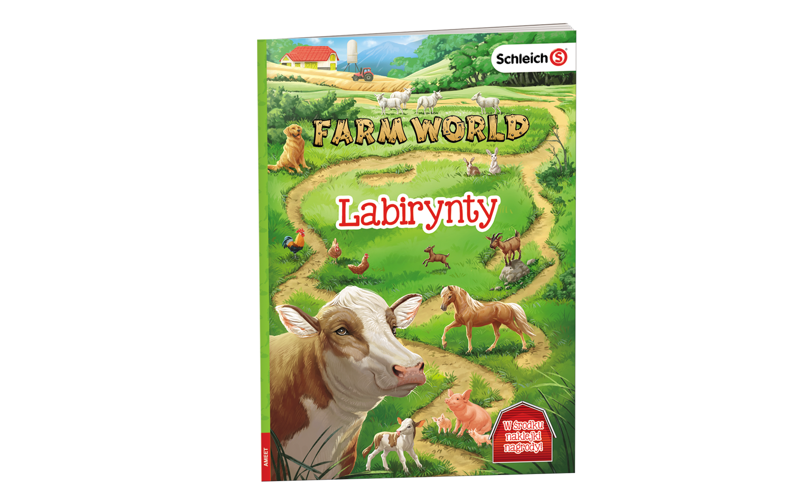 Farm World. Labirynty