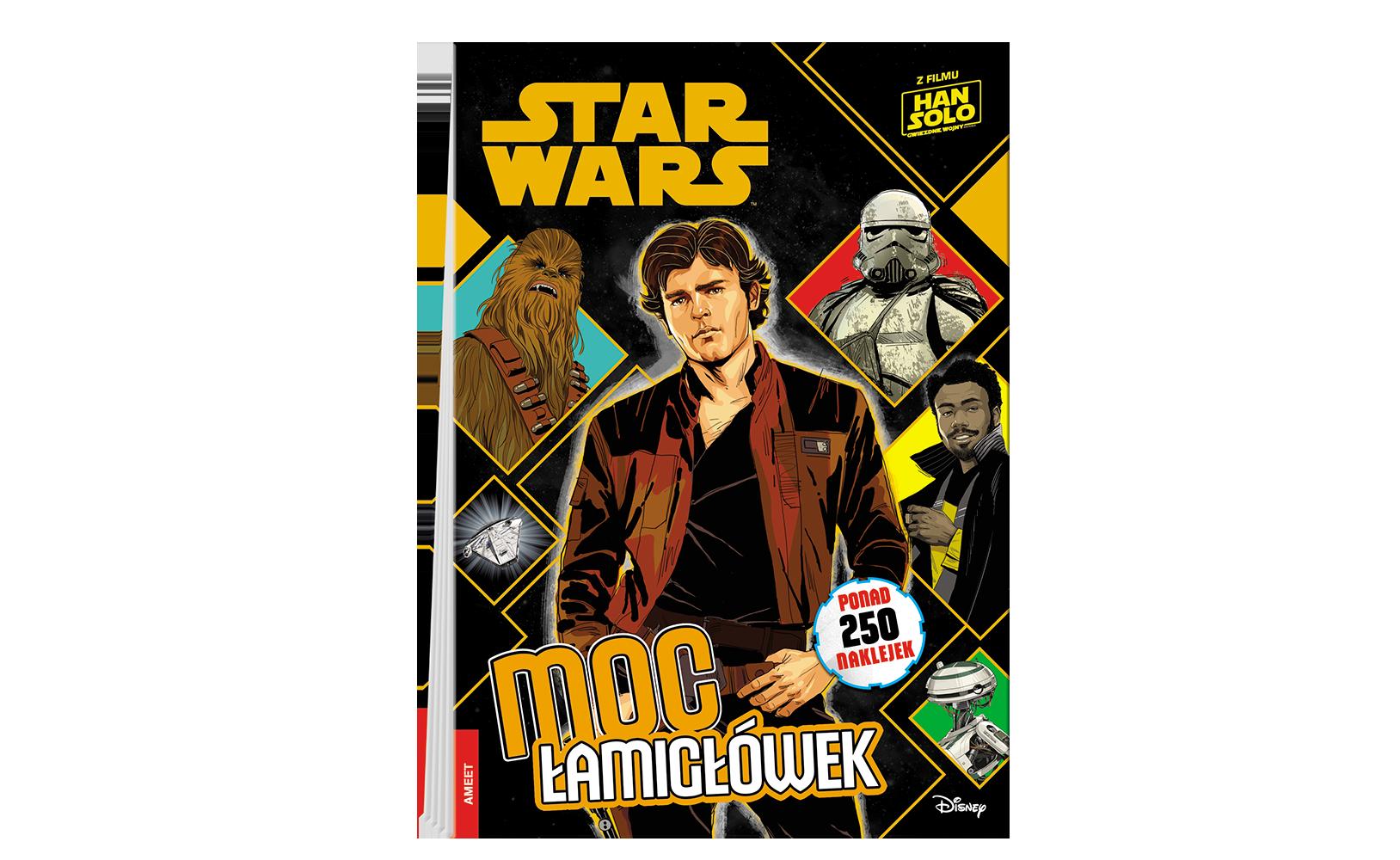 Han Solo: Gwiezdne wojny – historie. Moc Łamigłówek