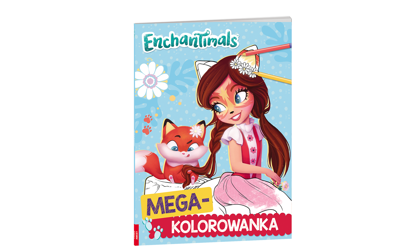 Enchantimals™. Megakolorowanka