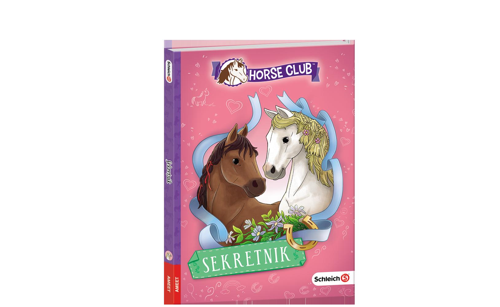 Horse Club. Sekretnik