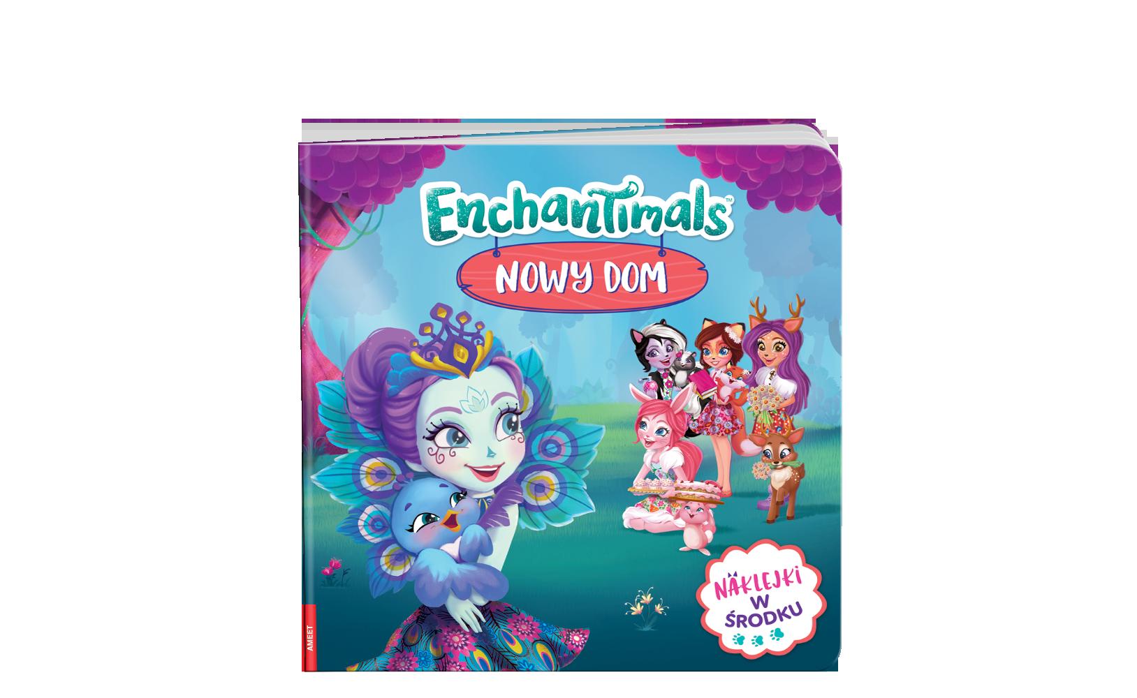 Enchantimals™. Nowy dom