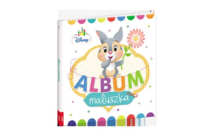 Disney Maluch. Album Maluszka