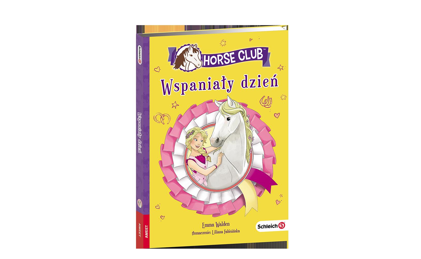 Horse Club. Wspaniały dzień