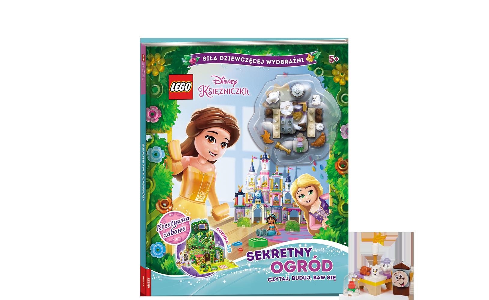 LEGO® Disney Księżniczka™. Sekretny ogród