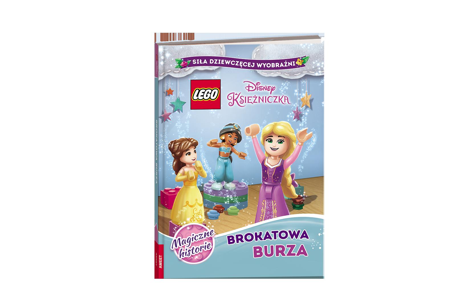 LEGO® Disney Księżniczka™. Brokatowa burza