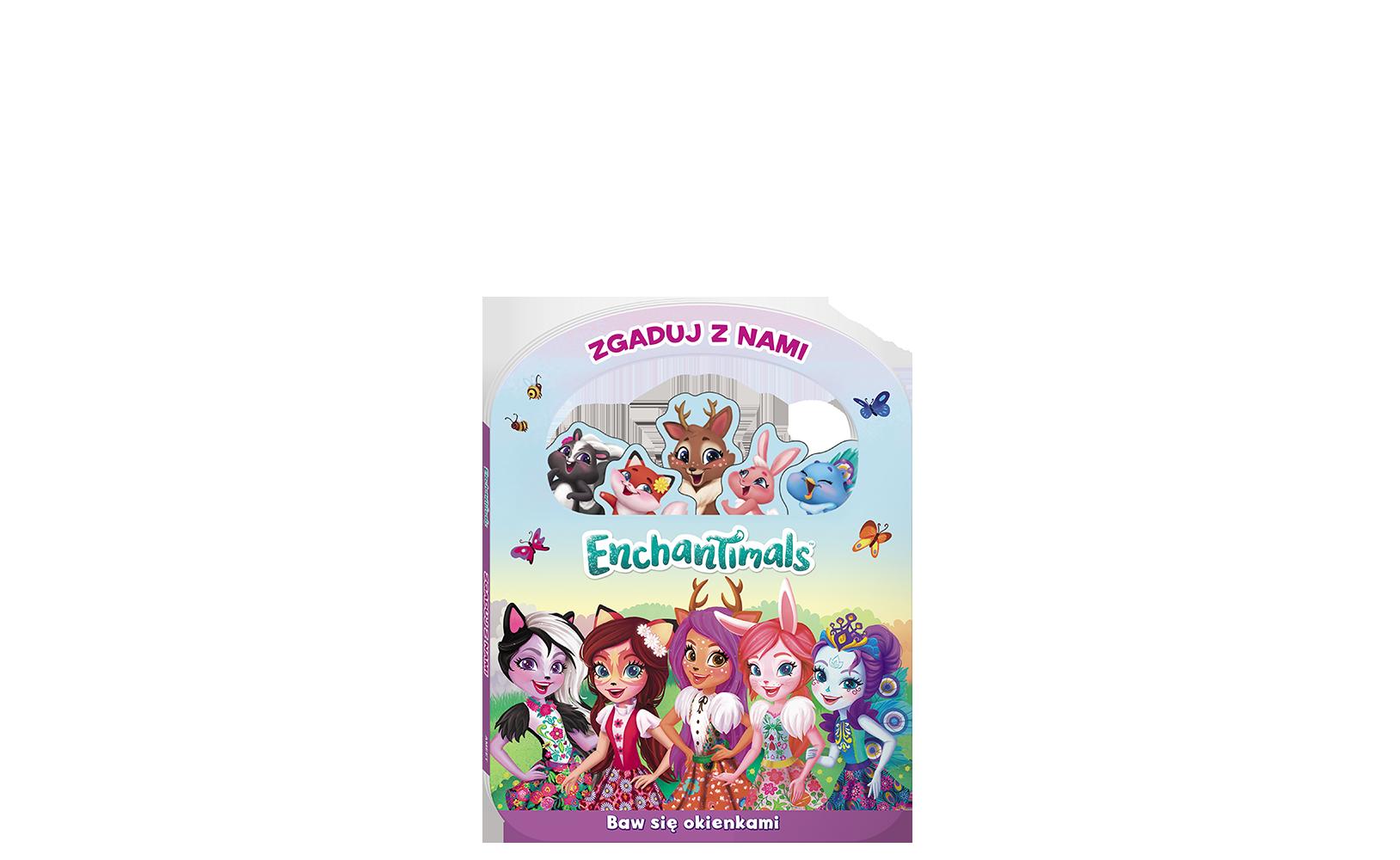 Enchantimals™. Zgaduj zNami