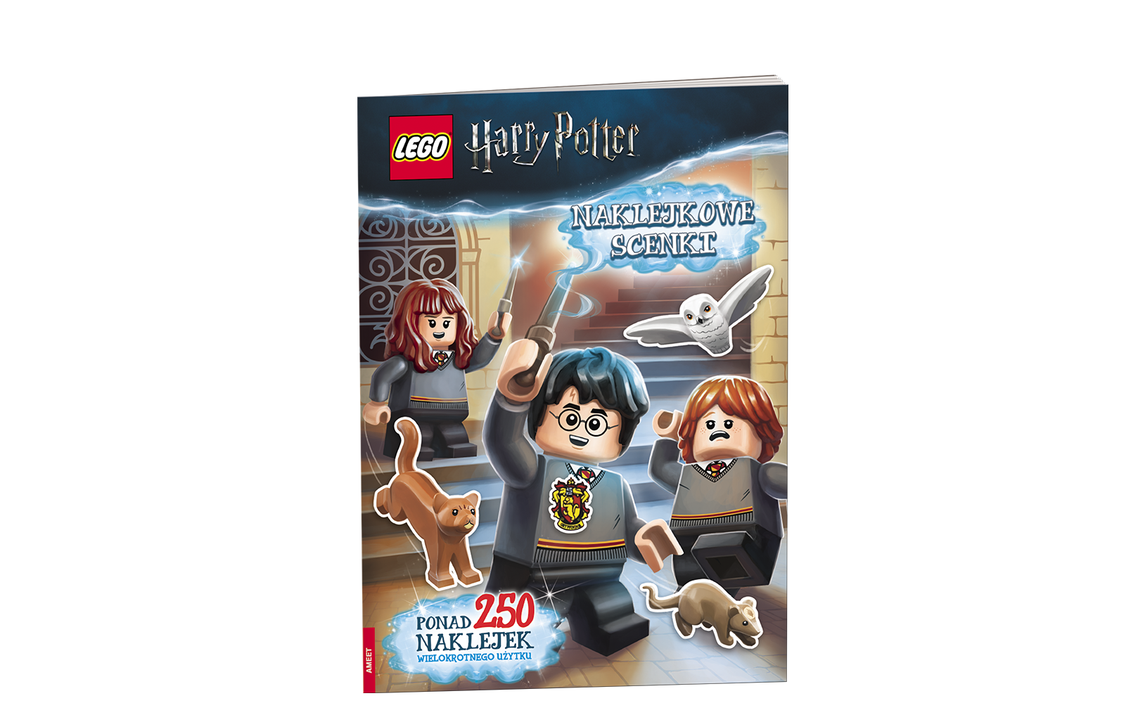 LEGO® Harry Potter™. Naklejkowe Scenki