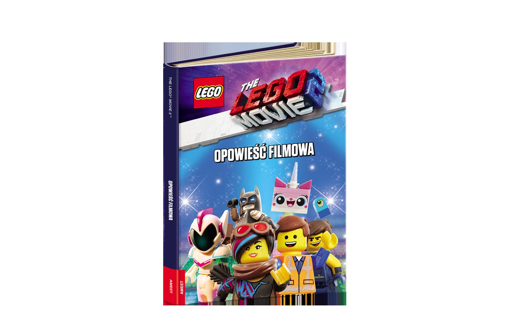 THE LEGO® MOVIE 2™. OPOWIEŚĆ FILMOWA