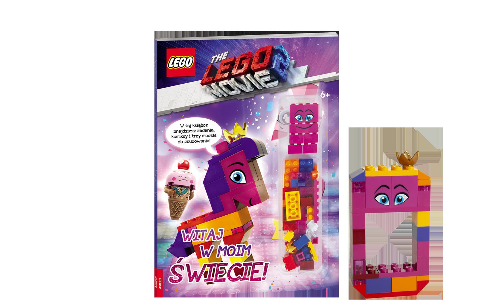 THE LEGO® MOVIE 2™. WITAJ WMOIM ŚWIECIE