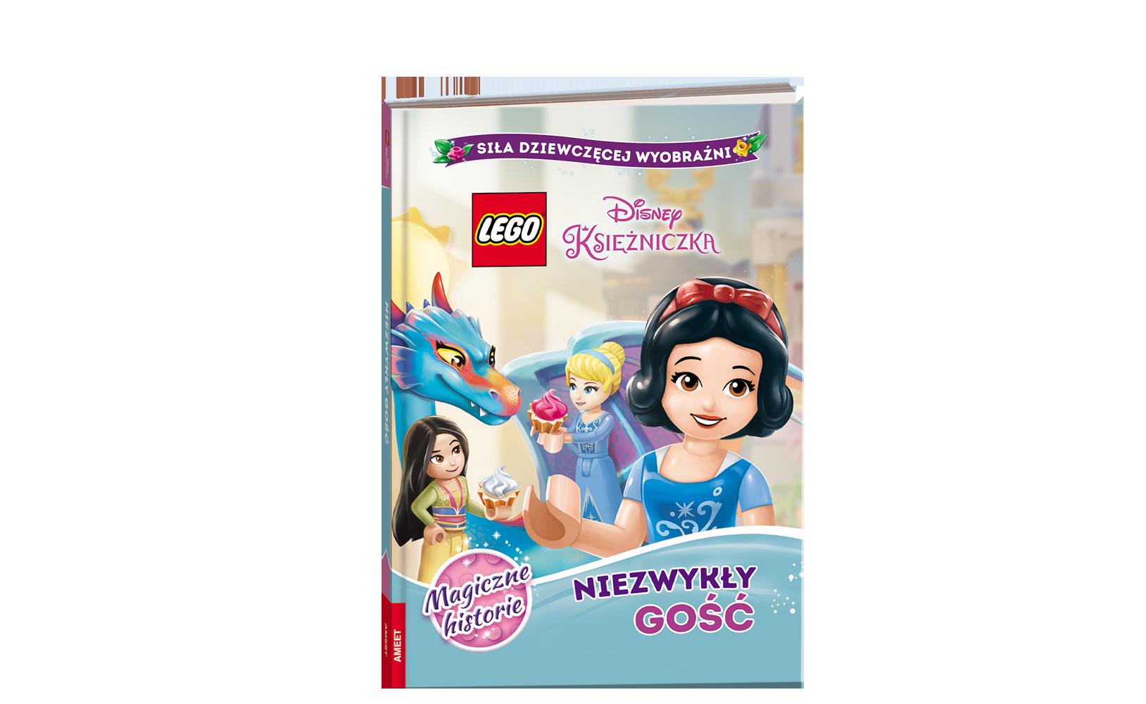 LEGO® Disney Księżniczka™. Niezwykły gość