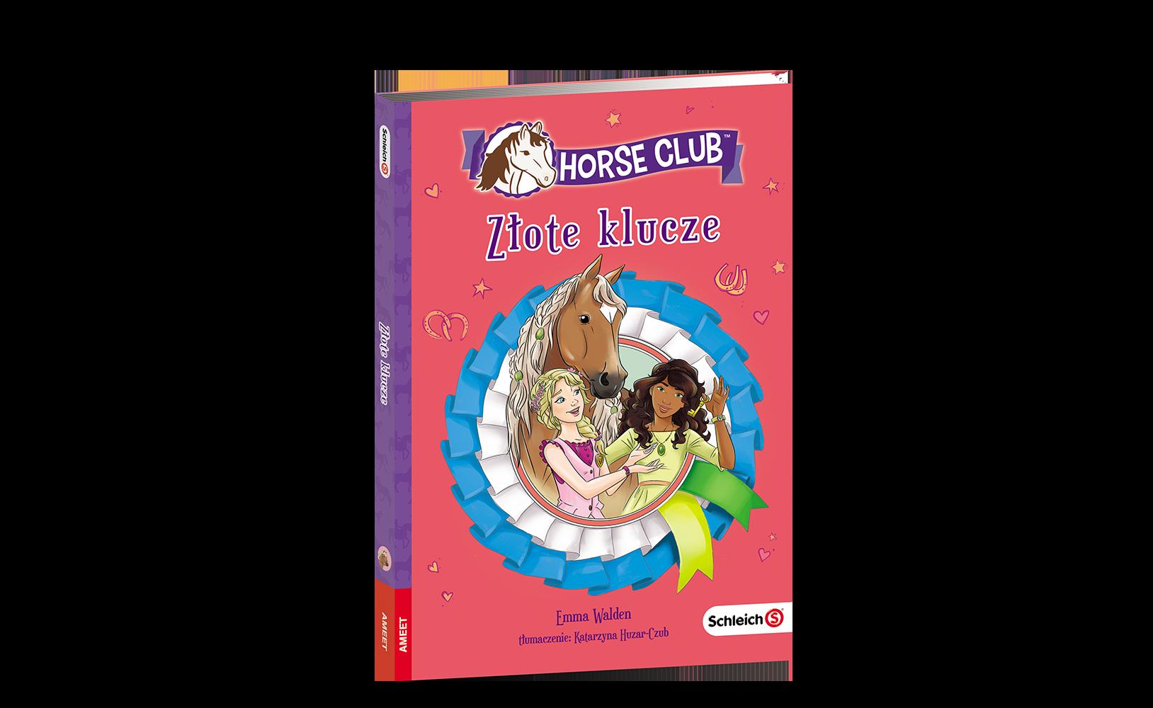 HORSE CLUB. Złote klucze