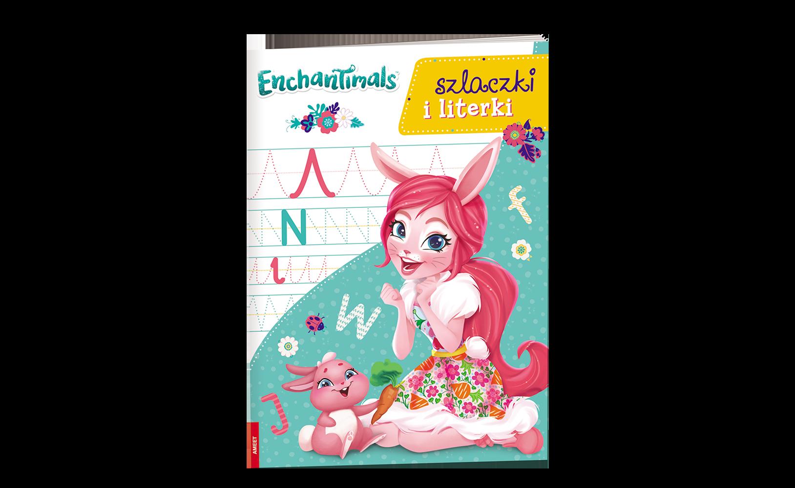 Enchantimals™. Szlaczki iLiterki