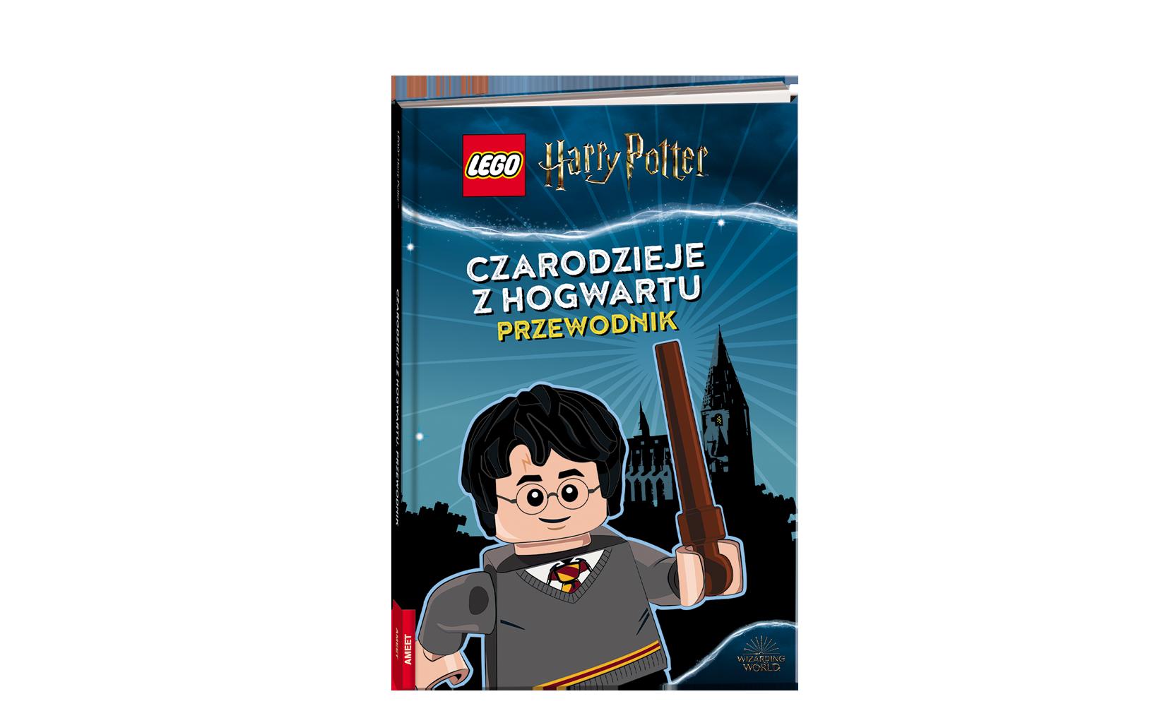 LEGO® Harry Potter™. Czarodzieje zHogwartu. Przewodnik