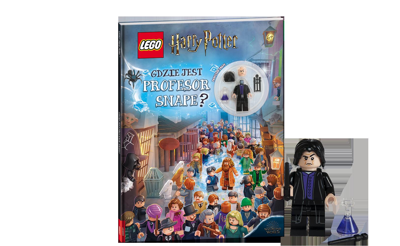 LEGO® Harry Potter™. Gdzie jest profesor Snape?