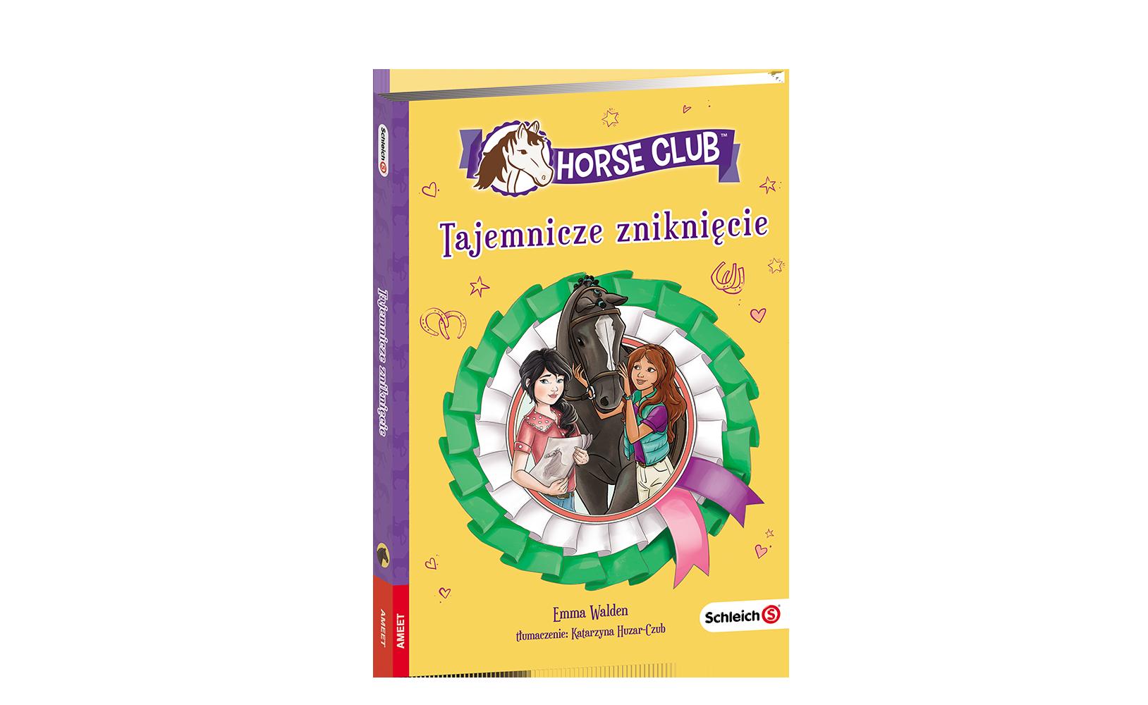 Horse Club. Tajemnicze zniknięcie