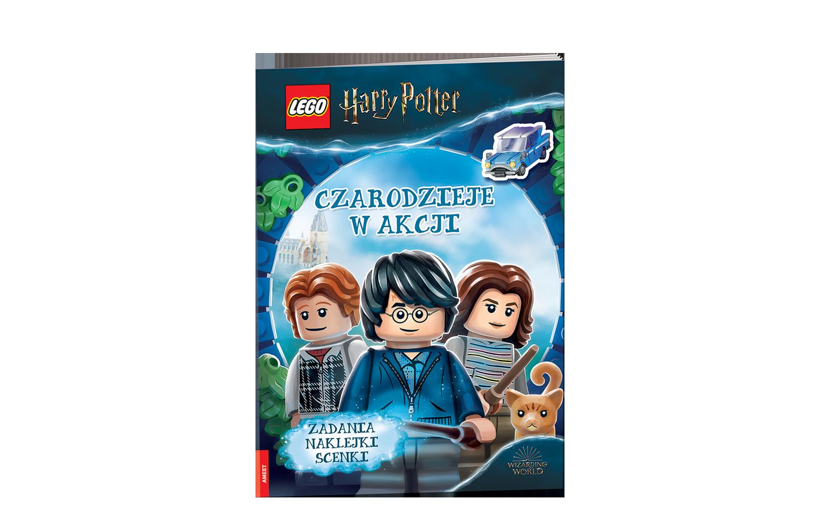 LEGO® Harry Potter™. Czarodzieje wakcji