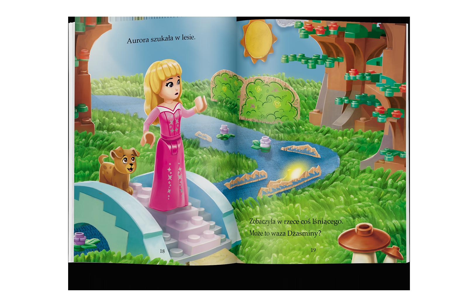LEGO® Disney Księżniczka™. Zgubione, znalezione
