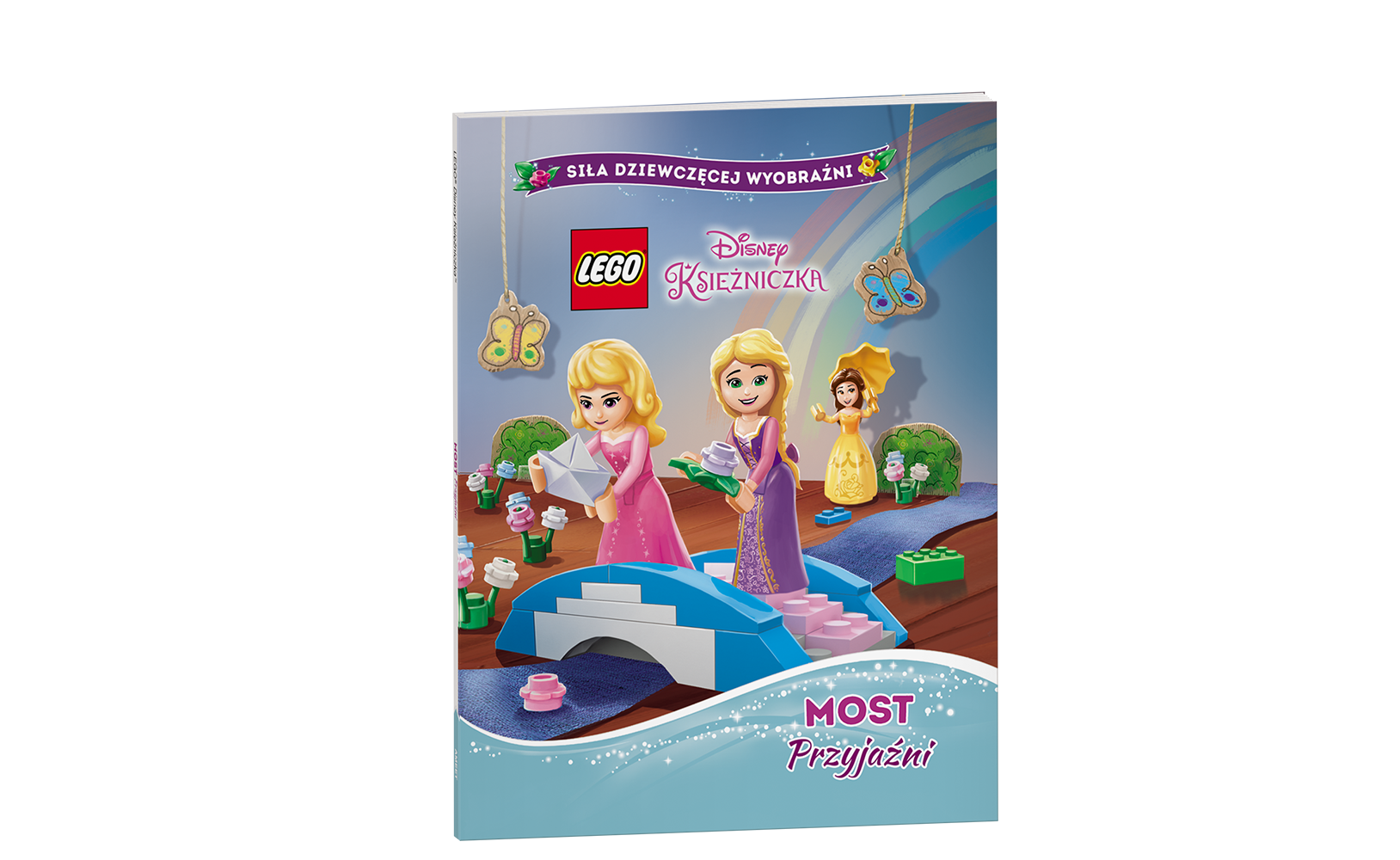 LEGO® Disney Księżniczka™. Most przyjaźni