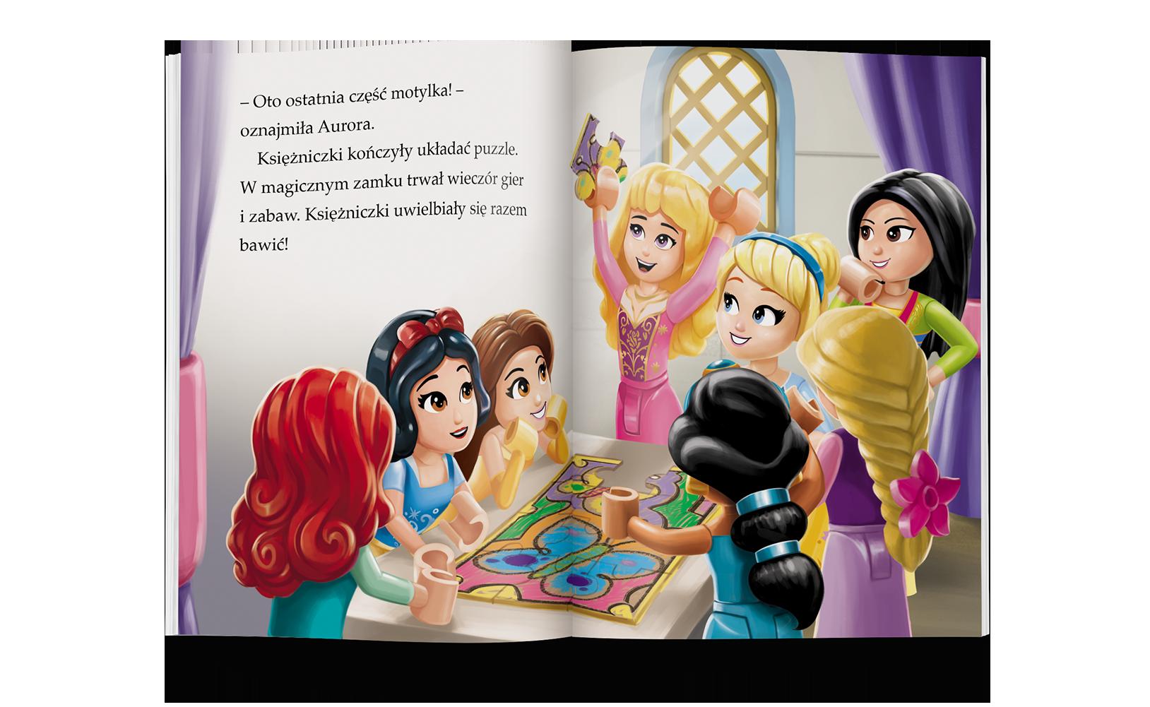 LEGO® Disney Księżniczka™. Domek nadrzewie