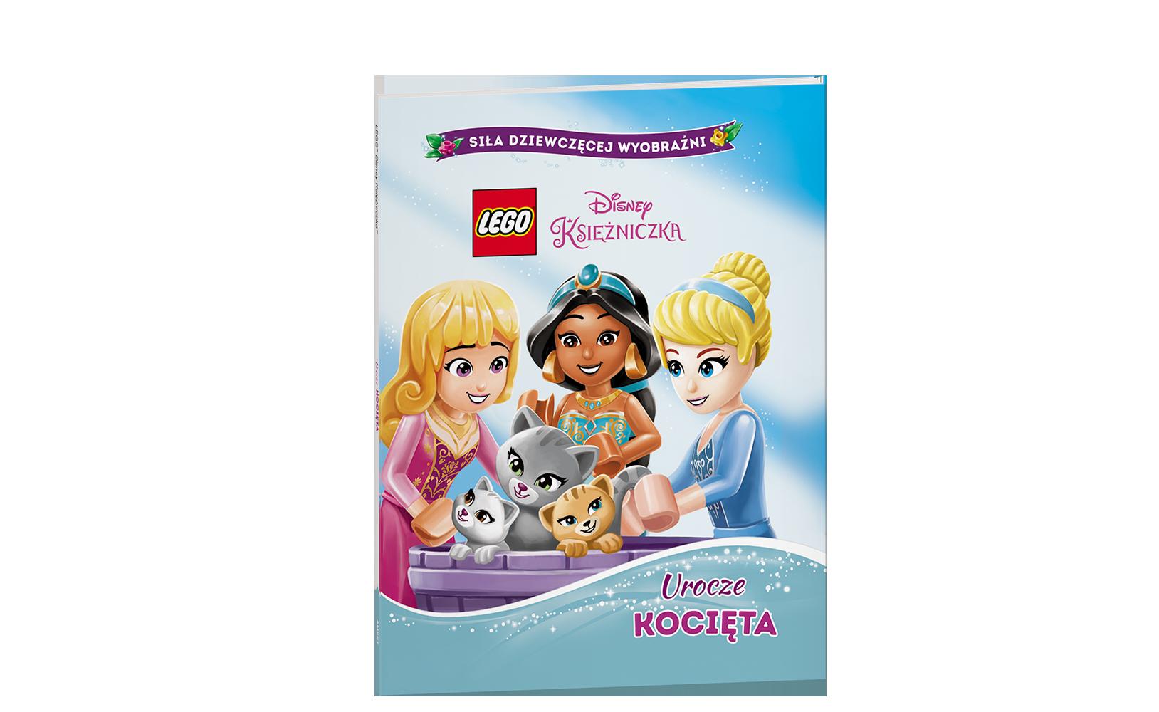 LEGO® Disney Księżniczka™. Urocze kocięta