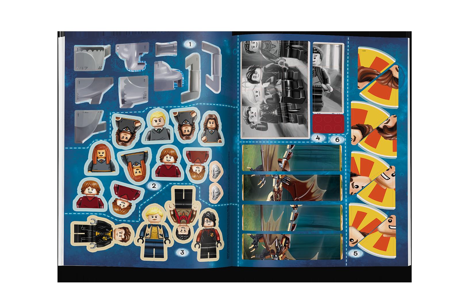 LEGO® Harry Potter™. Turniej Trójmagiczny