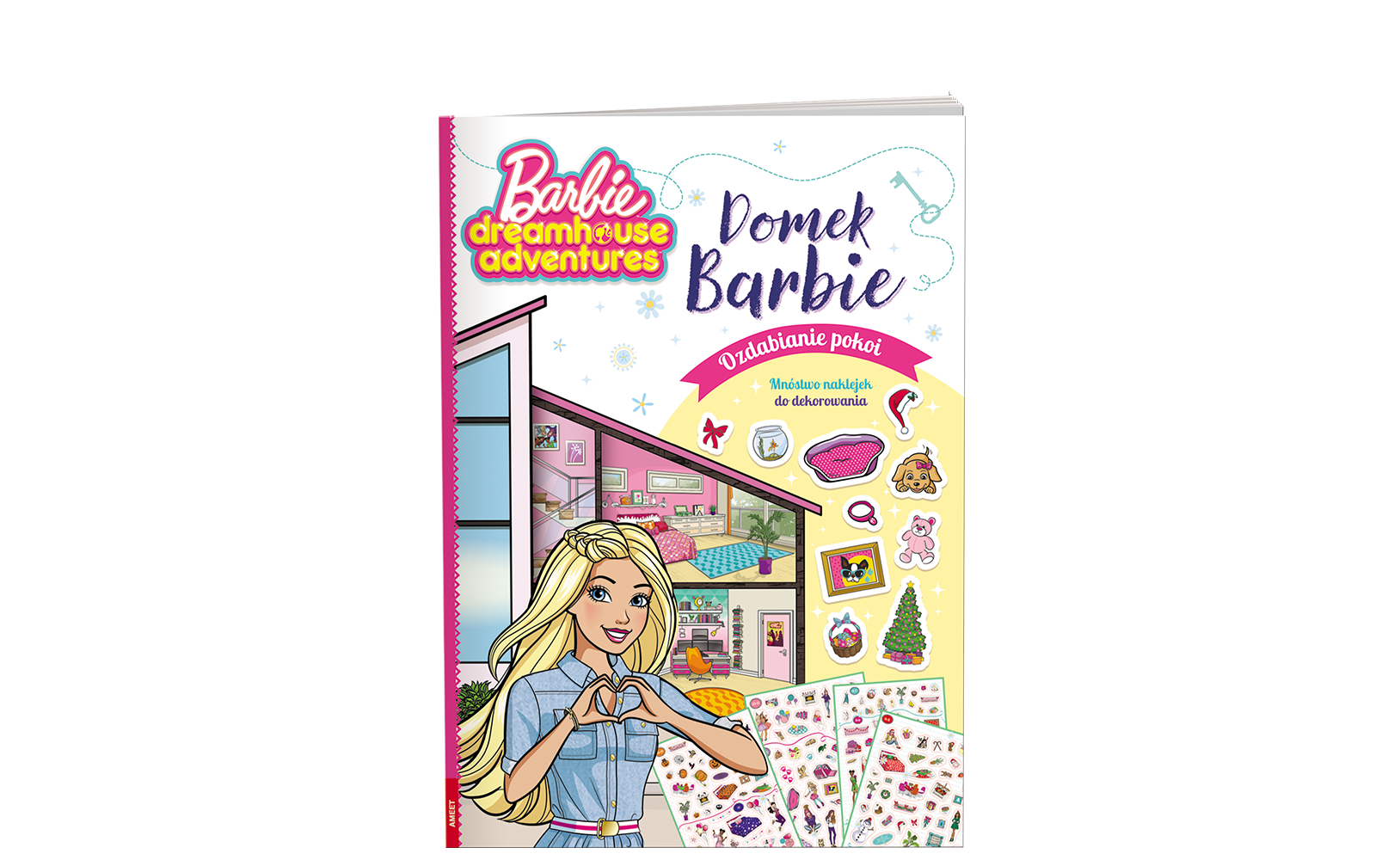 Barbie™. Domek Barbie