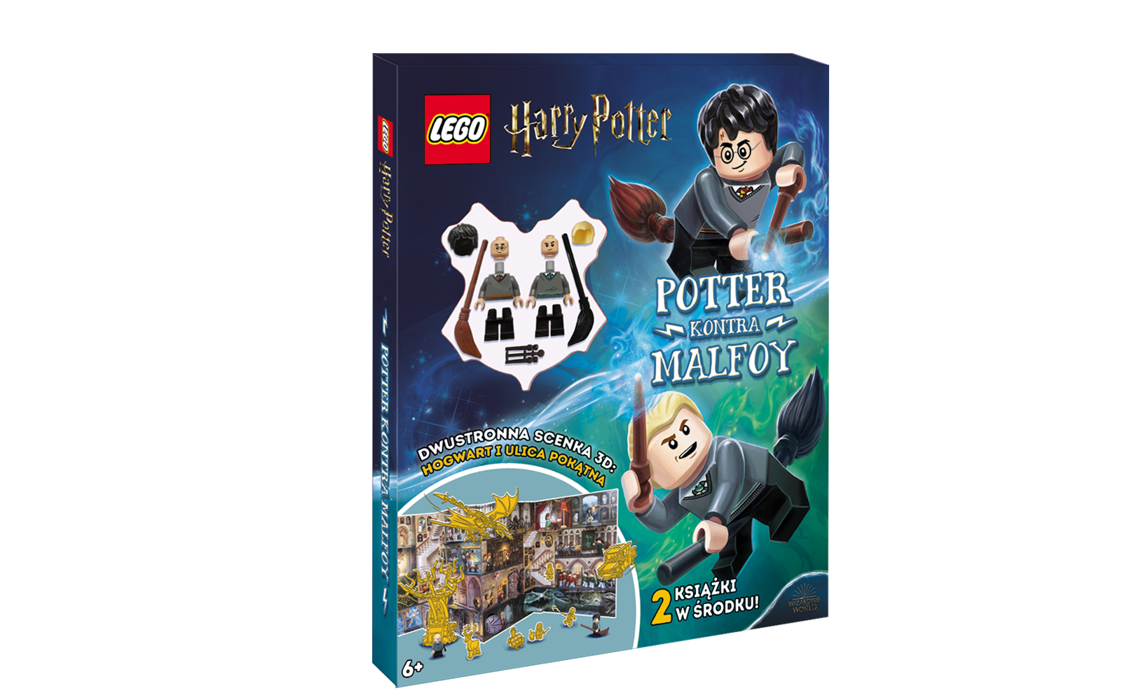 LEGO® Harry Potter™. Potter contra Malfoy