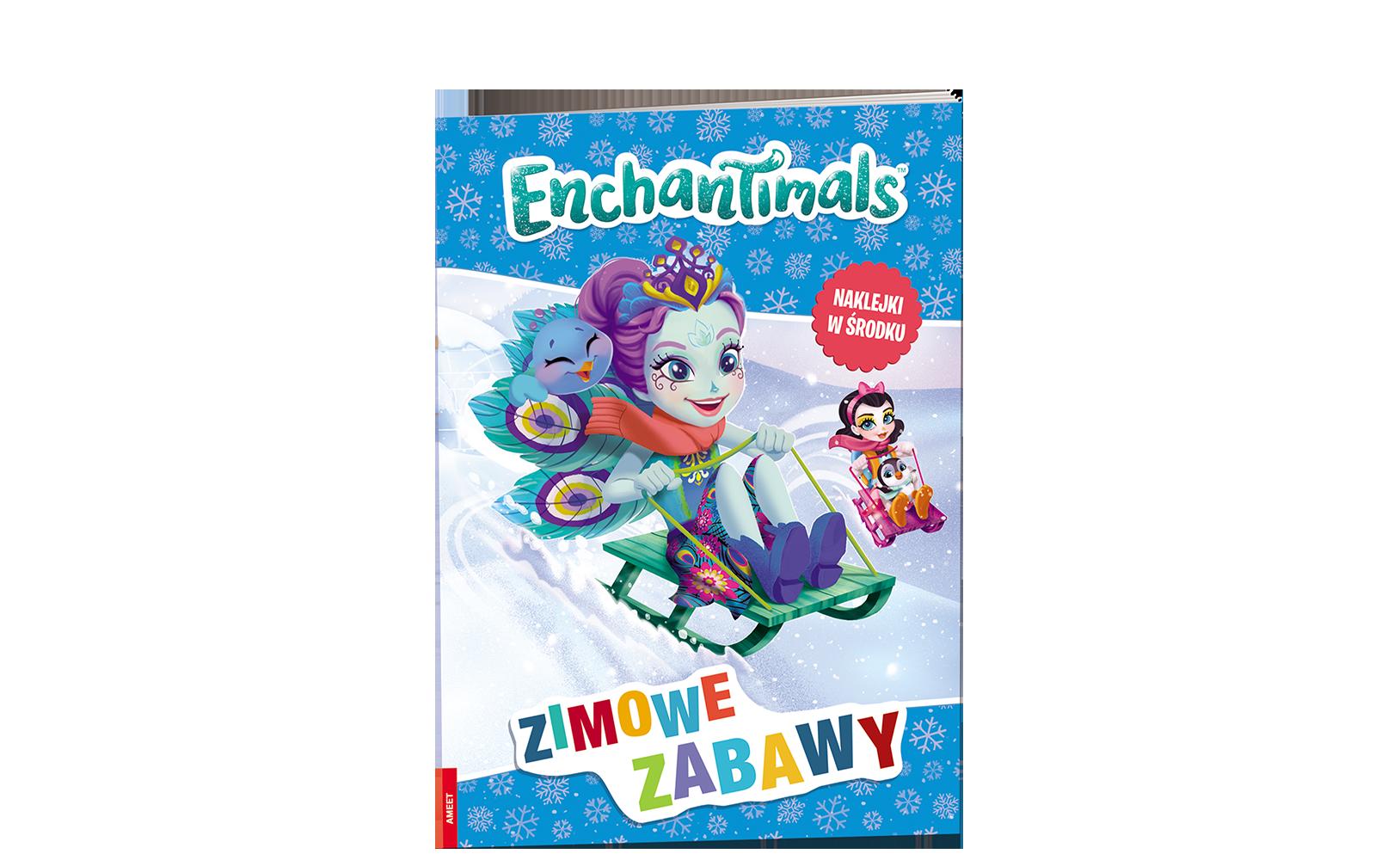 Enchantimals™.  Zimowe zabawy