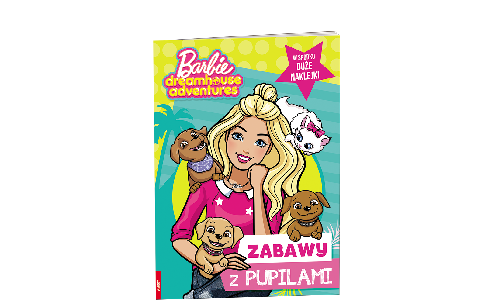 Barbie™. Zabawy z pupilami