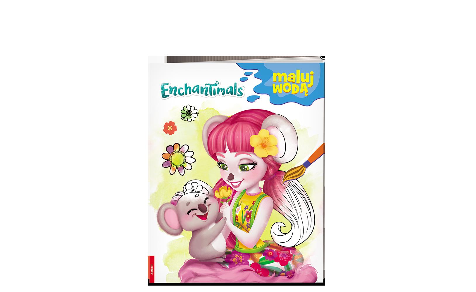 Enchantimals™. Maluj wodą